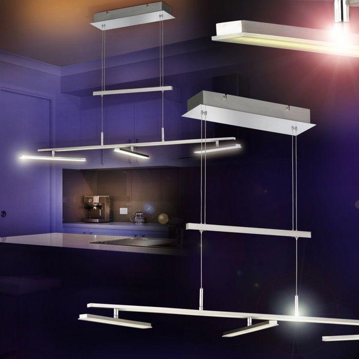 Design Pendelleuchte LED Leuchte Hängeleuchte Pendellampe Esszimmer  Hängelampeu2026