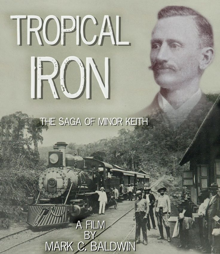 Tropical Iron