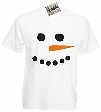 Inspiration, alle Accessoires und eine Schmink-Anleitung, damit du dein Frozen Olaf der Schneemann Kostüm selber machen kannst.