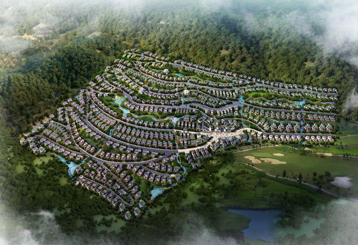 """dali urban housing"" - designed by hhp-architekten 📐"