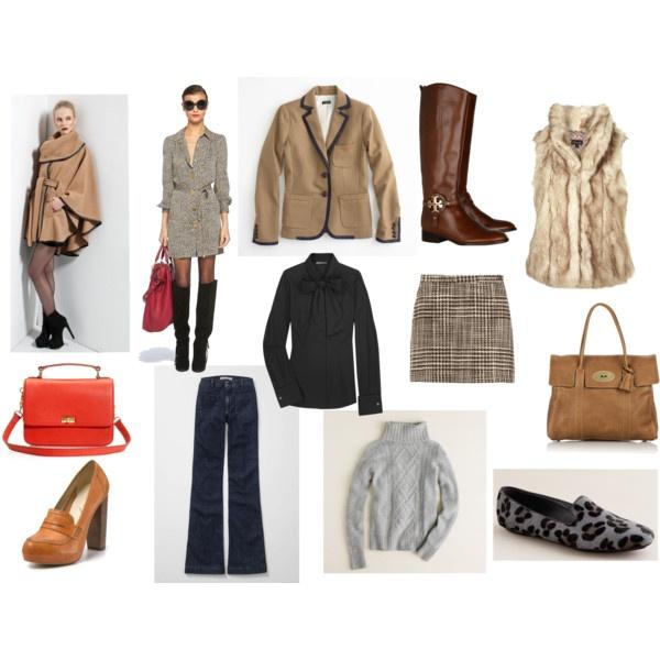 fall classics: Stylista Fashionista, London Calling, Fall Colors, Fall Classics, Dress, Fall Outfits, Style Pinboard, Fall Wardrobe