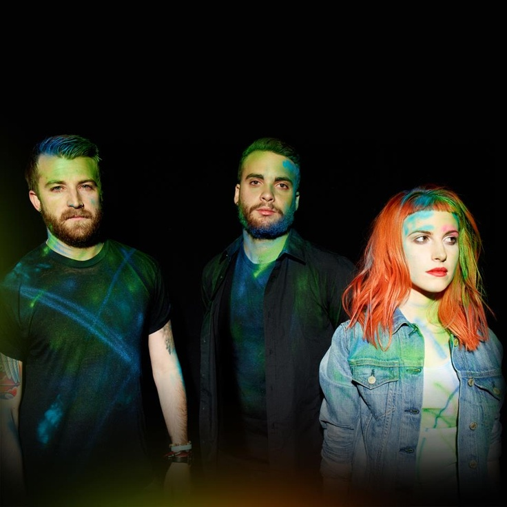 Paramore w/ Kitten @Comerica Theatre April 29