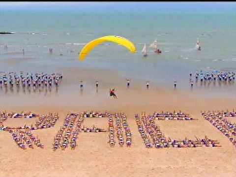 Praia de Aracati. Nosso Ceará. Parabéns #Aracati