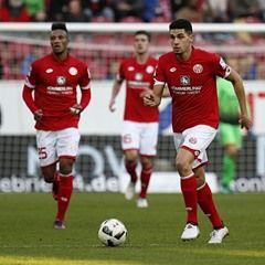 German Bundesliga Football Match - FSVMainz 05 vs FC Ingolstadt 04