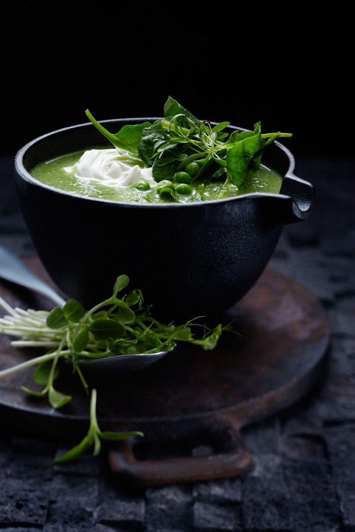 Soup | food stylist Oliver Knight