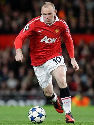 Wayne Rooney - Manchester UTD - the best