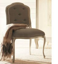 classic style chair FRANCESINA GIUSTI PORTOS- manicure chair all in black.