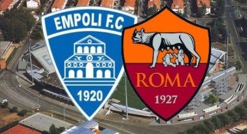 Prediksi Skor Empoli VS Roma 28 Febuari 2016 Liga Italia