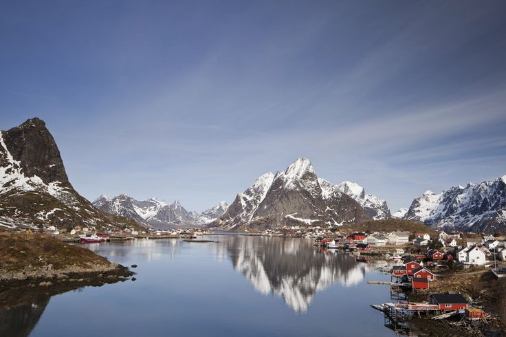 And ridiculously gorgeous. | 29 Reasons Norway Is The Most Beautiful Scandinavian Country