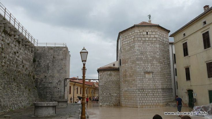 Atrakcje turystyczne w mieście Krk na wyspie Krk http://www.chorwacja24.info/kvarner/krk #krk #kvarner #chorwacja #croatia