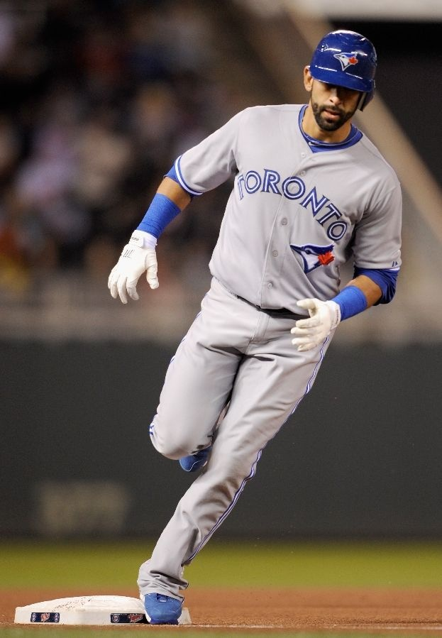 May 11, 2012- Jose Bautista hits 2 home runs, but Kyle Drabek struggles and the Jays lose to the Twins 7-6.
