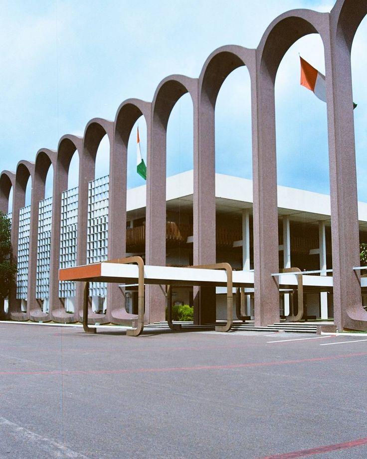 Polytechnic National Institute Felix Houphouet Boigny! Université à Yamoussoukro, Côte d'Ivoire