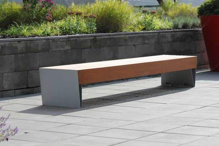 david karásek + radek hegmon / blocq bench for mmcité