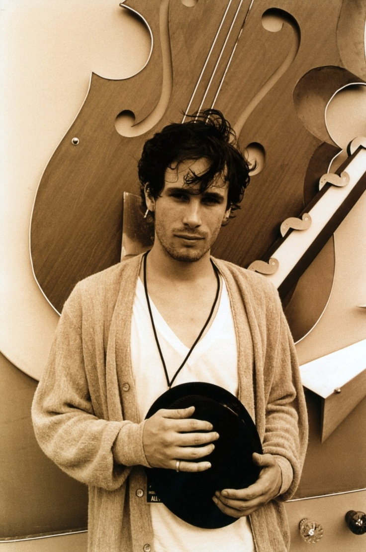 """Jeff Buckley. Love """"Everybody Here Wants You"""" and """"Yard of Blond Girls""""."""