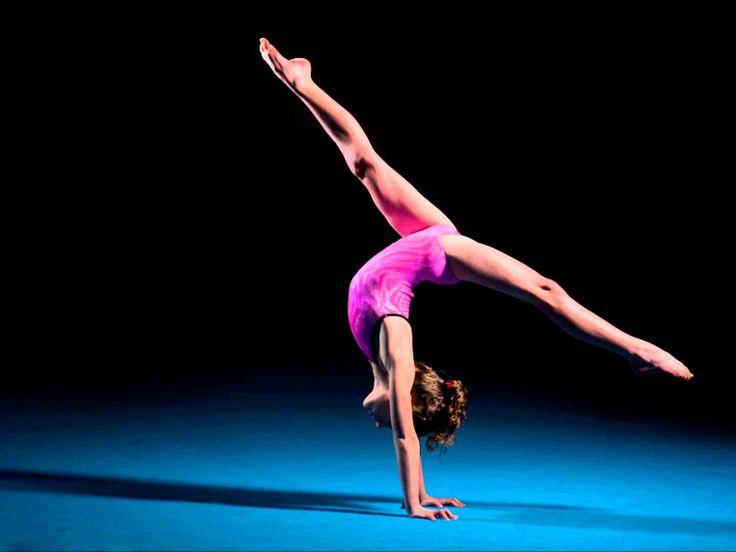 17 Best Ideas About Gymnastics Floor Routine On Pinterest