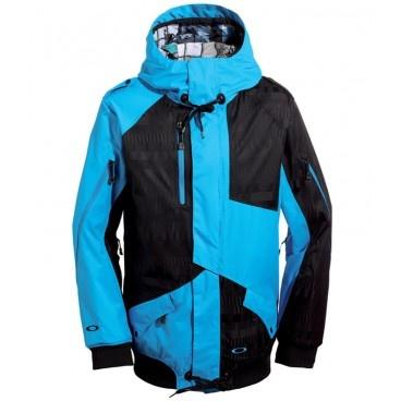 Oakley Preferred Ski Jacket Jewel Blue/Black