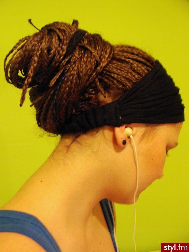 Fryzury Brązowe włosy: Fryzury Długie Alternatywne Dredy Brązowe - Masia.pfk - 1645703
