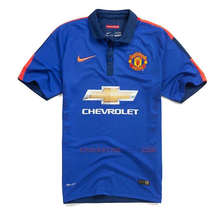Camiseta Manchester United 2014 2015 tercera