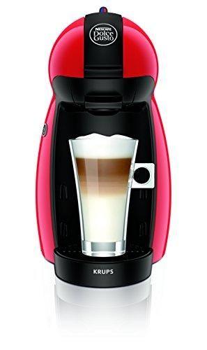 Oferta: 39€ Dto: -57%. Comprar Ofertas de Krups Dolce Gusto Piccolo - Cafetera, 1500 W, color rojo barato. ¡Mira las ofertas!