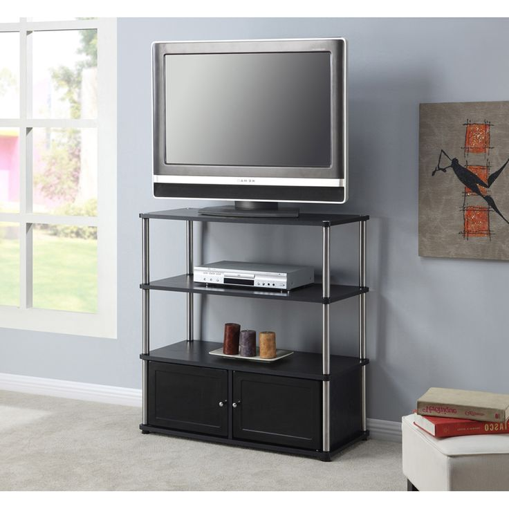 Cool Tall TV Stand For Bedroom