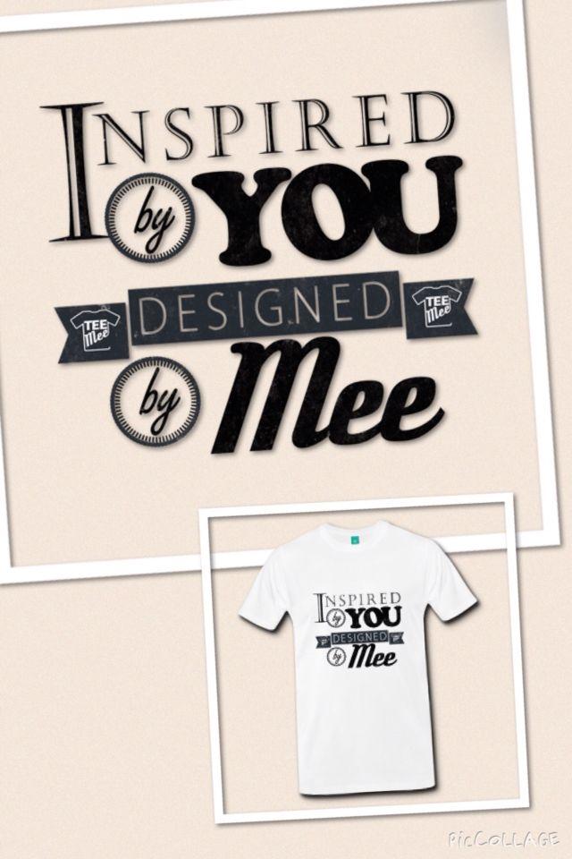 @T33Mee: #inspired #typography #tshirts #design #TEEMee                                          http://t.co/KIUR7Qwue8 http://t.co/iDOmuAwlRP