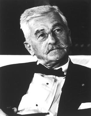American Writer William Faulkner?