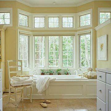 LOVE the bay window!!!