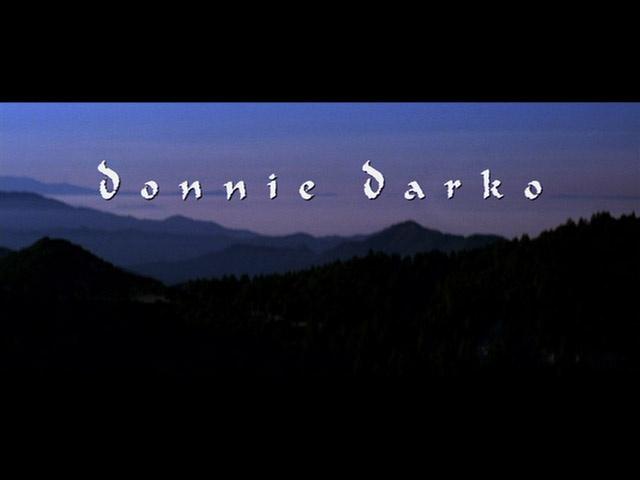 DONNIE DARKO   Directed by: Richard Kelly