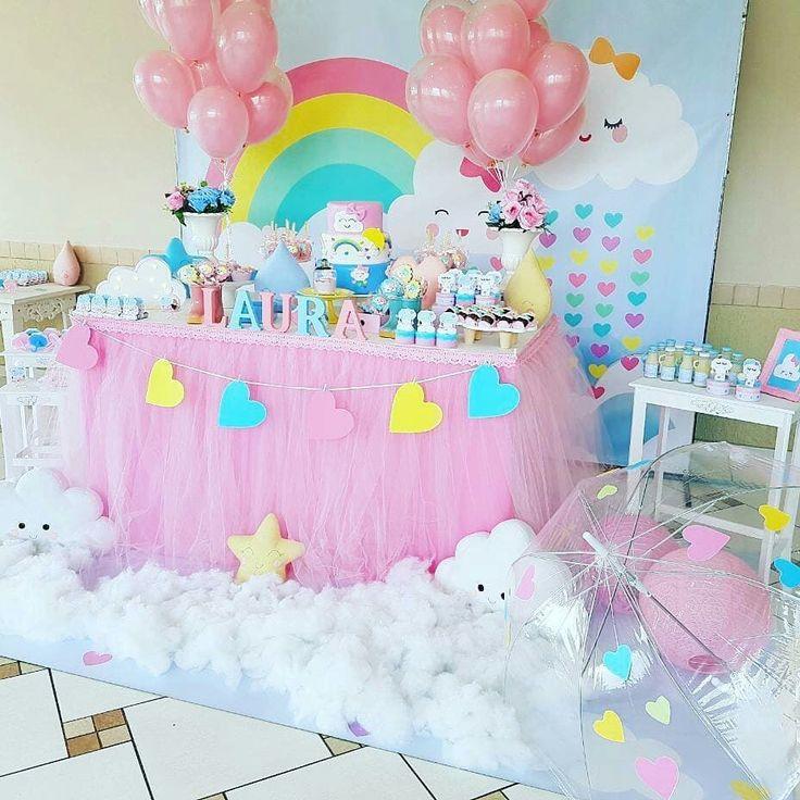 Que inspiração repleta de fofura para chá de bebê... Chuva de Amor por @hadassa.festas #chuvadeamor #festachuvadeamor #maedemenina #mundorosa #menina #maternidade #maternidadecomamor #maternidadereal #maedeprimeiraviagem #chadebebe #chadebebemenina #babyshower #chadefraldas #infantil #decoração #bebe #baby #kids #decoracaoinfantil
