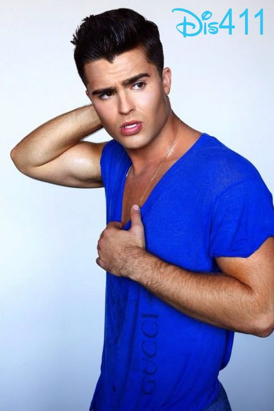 Spencer Boldman Taking Over Radio Disney July 17, 2014