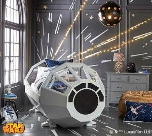 Cama de Star Wars