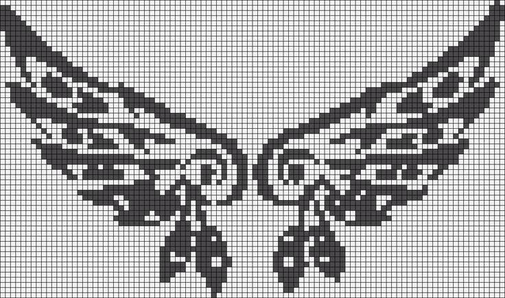 Alpha Friendship Bracelet Pattern #14025 - BraceletBook.com