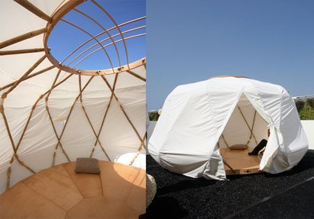 ecoshack summer shelter