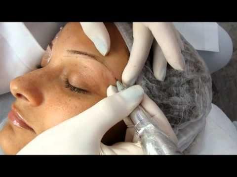 Micropigmentação de sobrancelha compacta - Lú Brandão