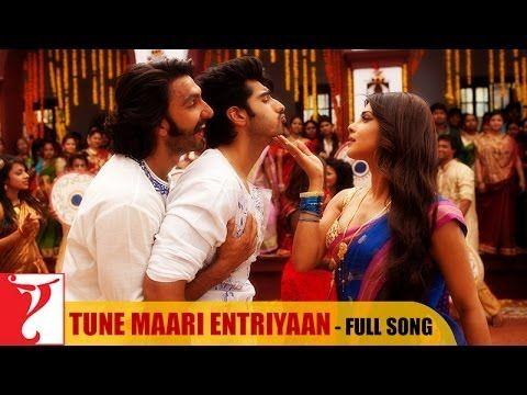 Tune Maari Entriyaan - Full Song - GUNDAY.................justtttttttttttttt amazing