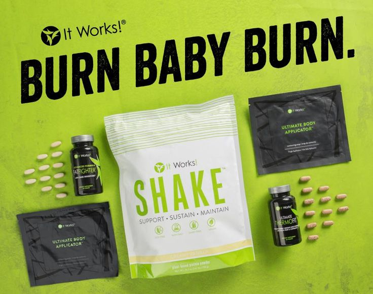 Burn baby, burn ! Jumpstart your January and work hard for the results you've always wanted ! #CommitDontQuit