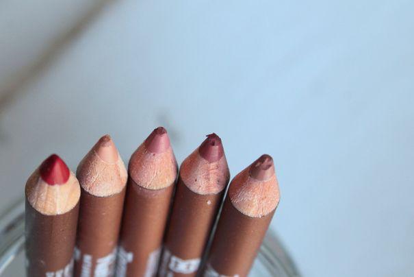 Matte Lips with TERRA NATURI Vegan Lip Liner *ONCE UPON A CREAM Vegan Beauty Blog*