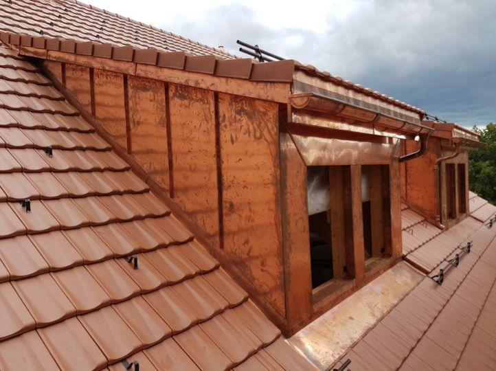 Les 20 meilleures id es de la cat gorie toit de cuivre sur for Feuille de cuivre toiture