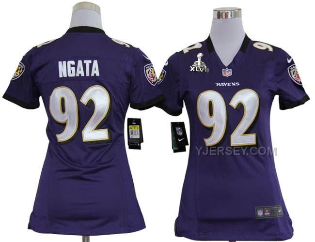 http://www.yjersey.com/online-nike-ravens-92-ngata-purple-women-game-2013-super-bowl-xlvii-jersey.html ONLINE NIKE RAVENS 92 NGATA PURPLE WOMEN GAME 2013 SUPER BOWL XLVII JERSEY Only 36.00€ , Free Shipping!