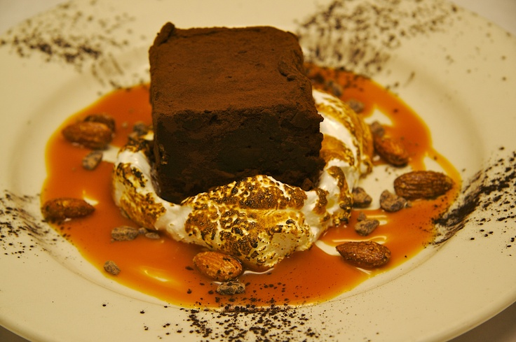 El Diablo: a bittersweet, dark-chocolate cake laced with cayenne ...
