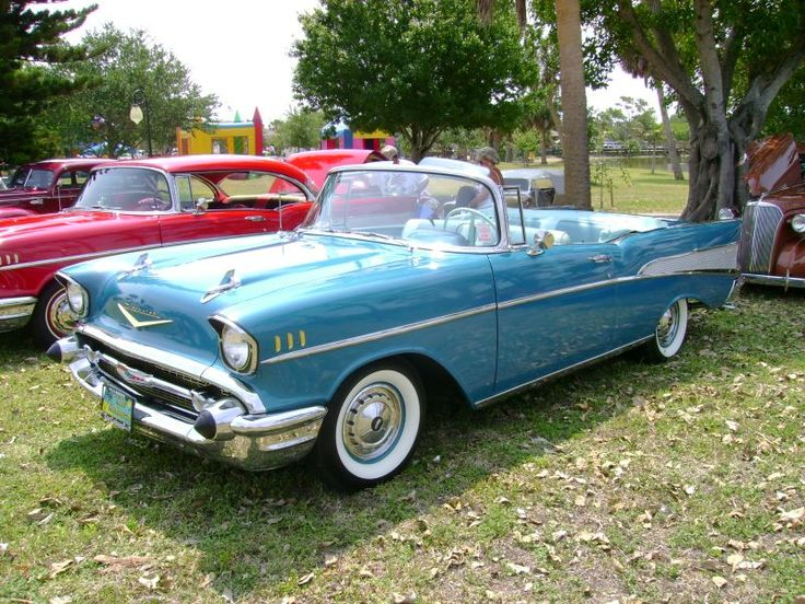 1957 Chevy Convertable