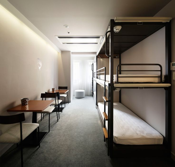 Naked dormitory — pic 12
