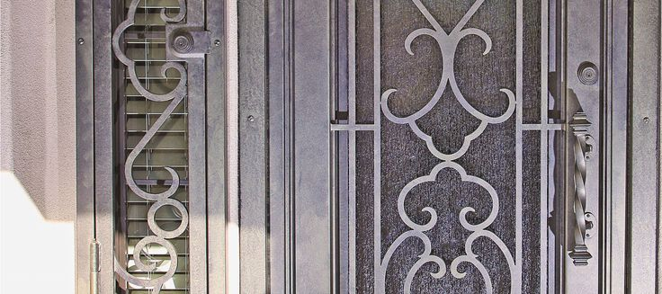 Steel doors aren't all created equal. Find why our American-made steel security doors are superb! Looking for steel front doors or steel entry doors? Call us!