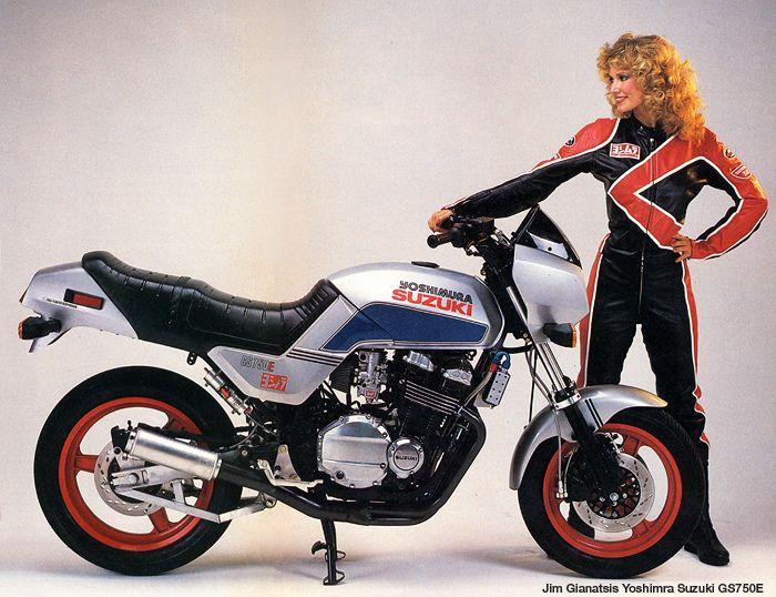 1983 suzuki gs750es by - photo #42