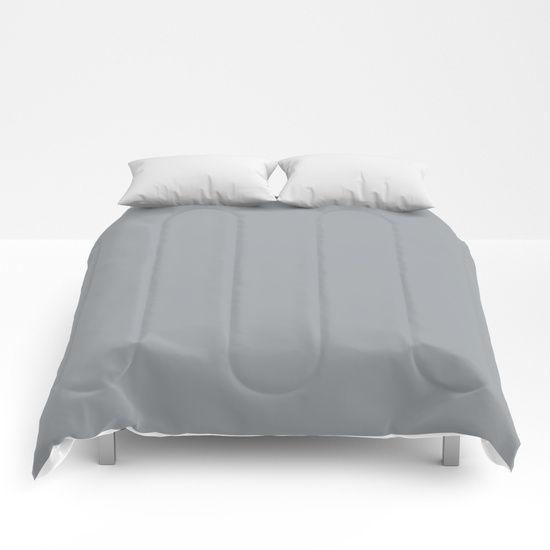 Decor - Signature Grey Comforters