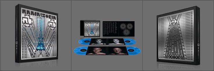 RAMMSTEIN Paris - Deluxe Box Edition https://www.rammsteinshop.us/en/catalog/Visuals-Sounds/DVD-Blu-Ray/Rammstein-PARIS-Deluxe-Box-Edition-NTSC.html