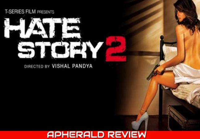 Hate Story 2 Review | LIVE UPDATES | Hate Story 2 Rating | Hate Story 2 Movie Review | Hate Story 2 Movie Rating | Hate Story 2 Hindi Movie Review | Hate Story 2 Movie Trailers & Songs | Hate Story 2 Movie Story, Cast & Crew on APHerald.com‏  http://www.apherald.com/Movies/Reviews/62107/Hate-Story-2-Hindi-Movie-Review--Rating-/