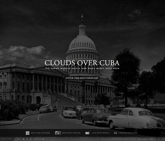 The JFK Presidential Library & Museum – Clouds Over Cuba