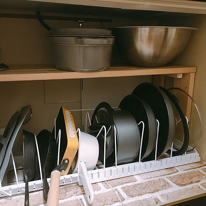 ボード キッチン 収納 シンク下 のピン