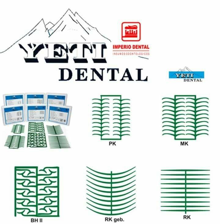 Ceras cromos dentales